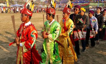 Discover Kachin State